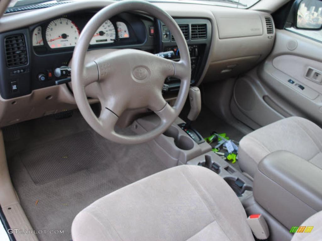 2004 Toyota Tacoma V6 Prerunner Xtracab Interior Photo 42230504