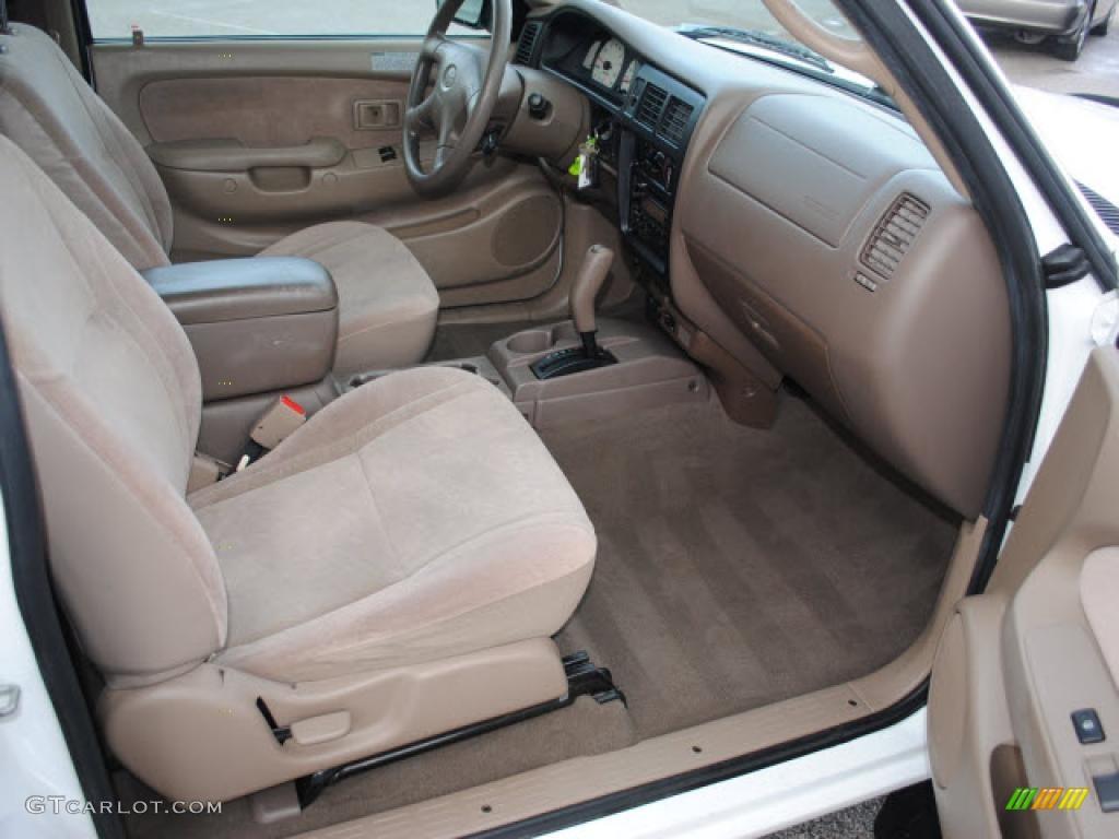 2004 toyota tacoma v6 prerunner xtracab interior photo - 1997 toyota tacoma interior parts ...