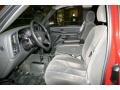 2005 Victory Red Chevrolet Silverado 1500 Z71 Extended Cab 4x4  photo #6