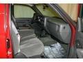 2005 Victory Red Chevrolet Silverado 1500 Z71 Extended Cab 4x4  photo #15