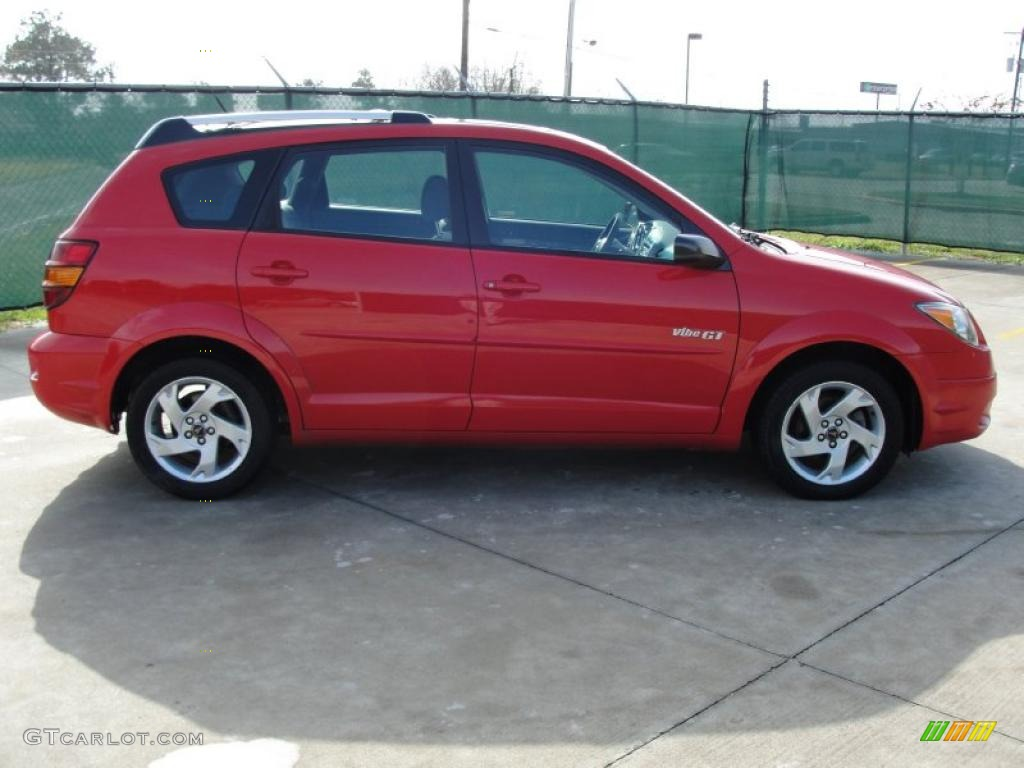lava red 2003 pontiac vibe gt exterior photo 42234516. Black Bedroom Furniture Sets. Home Design Ideas