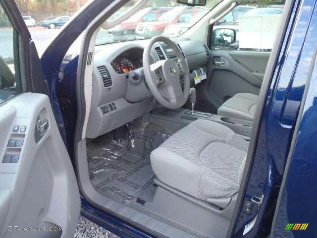 2011 Nissan Frontier Sv Crew Cab Interior Color Photos