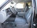 Dark Titanium Interior Photo for 2011 Chevrolet Silverado 1500 #42248458