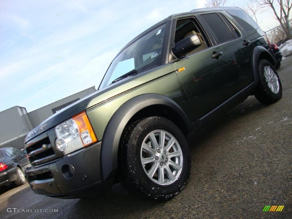 2007 tonga green pearl land rover lr3 v8 se 42243600. Black Bedroom Furniture Sets. Home Design Ideas