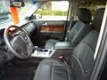 Charcoal Black Interior Photo for 2010 Ford Flex #42266870