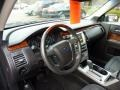 Charcoal Black 2010 Ford Flex Interiors
