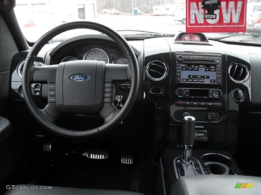 2007 ford f150 harley davidson supercrew black dashboard photo 42269991 gtcarlot com