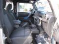 2011 Bright Silver Metallic Jeep Wrangler Sport 4x4  photo #15