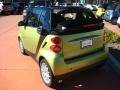 Green Matte - fortwo passion cabriolet Photo No. 4