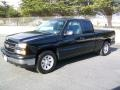 2011 Black Chevrolet Silverado 1500 Regular Cab  photo #7