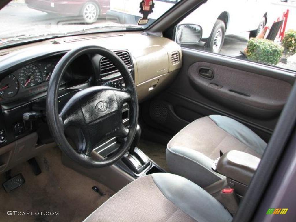 1998 kia sportage standard sportage model interior color photos. Black Bedroom Furniture Sets. Home Design Ideas