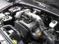 2.0 Liter DOHC 16-Valve 4 Cylinder 1998 Kia Sportage Standard Sportage Model Engine