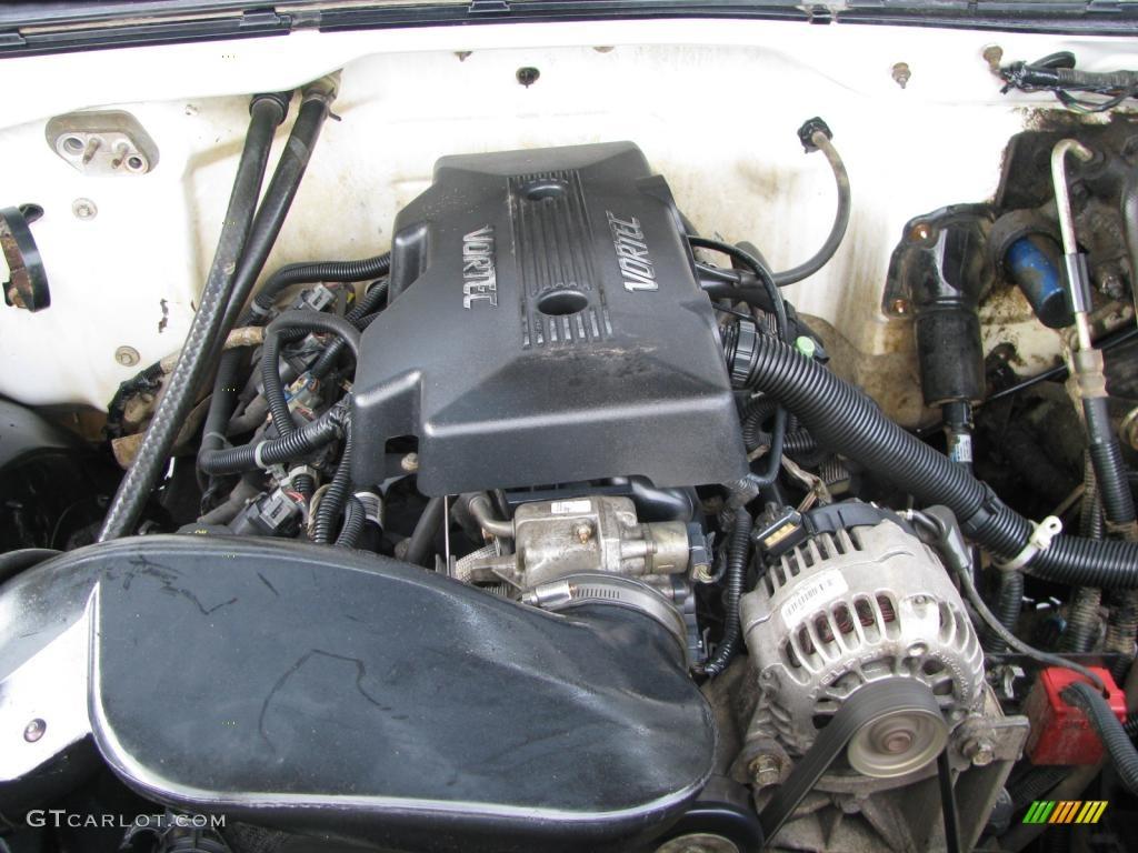 2000 Chevrolet Silverado 2500 Regular Cab 4x4 6 0 Liter
