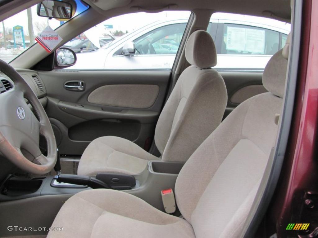 2003 Hyundai Sonata Standard Sonata Model Interior Photo 42308204