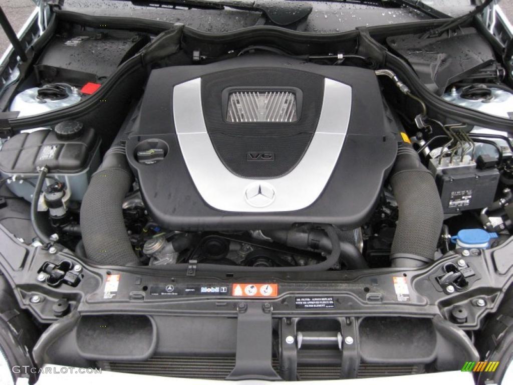 2006 mercedes benz clk 350 cabriolet 3 5 liter dohc 24 for Mercedes benz 3 5 v6 engine