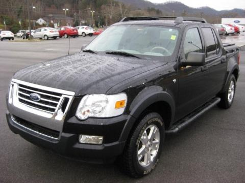 2007 ford explorer sport trac xlt 4x4 data info and specs. Black Bedroom Furniture Sets. Home Design Ideas