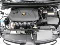 2011 Elantra Limited 1.8 Liter DOHC 16-Valve D-CVVT 4 Cylinder Engine