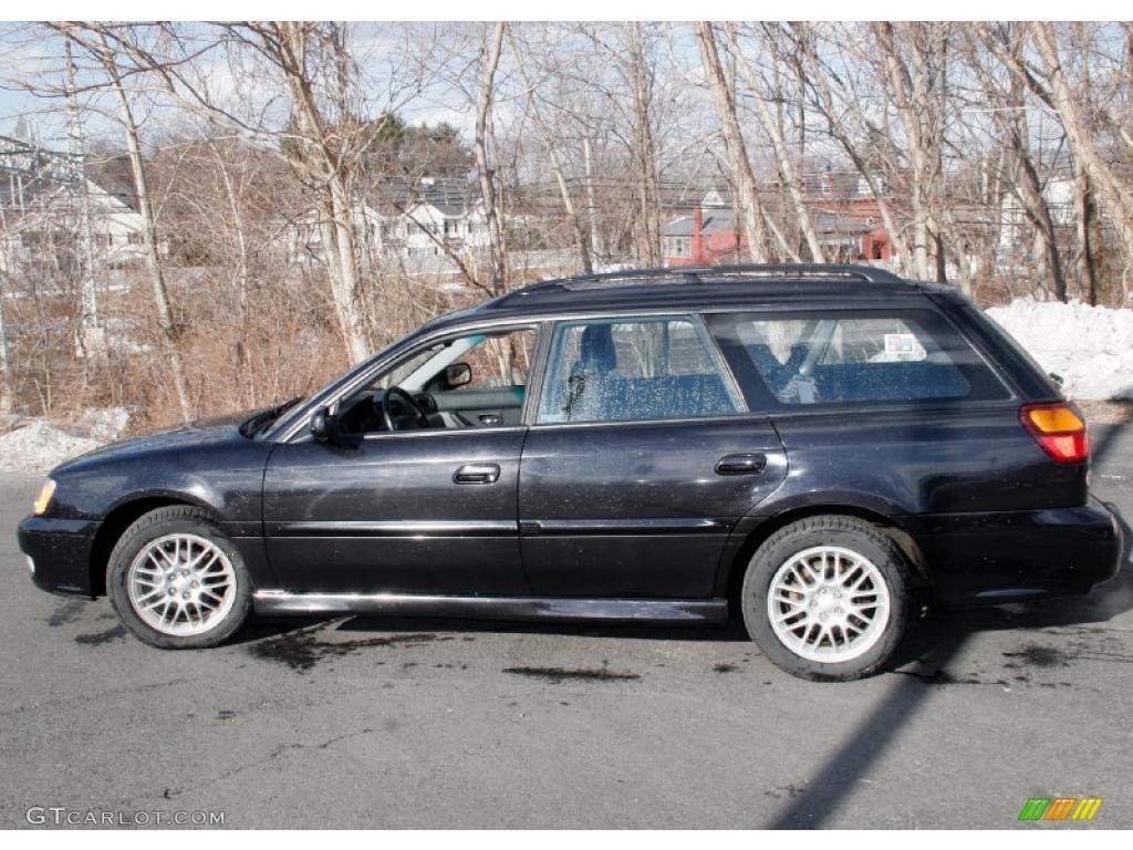 1999 Subaru Legacy Brighton1995 99 Consumer Guide 2000 Outback Black Granite Pearl Gt Wagon Exterior