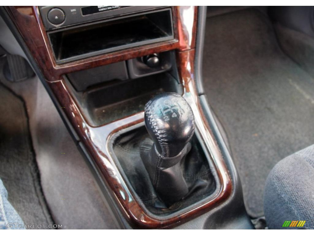 2000 Subaru Legacy GT Wagon 5 Speed Manual Transmission Photo #42331830