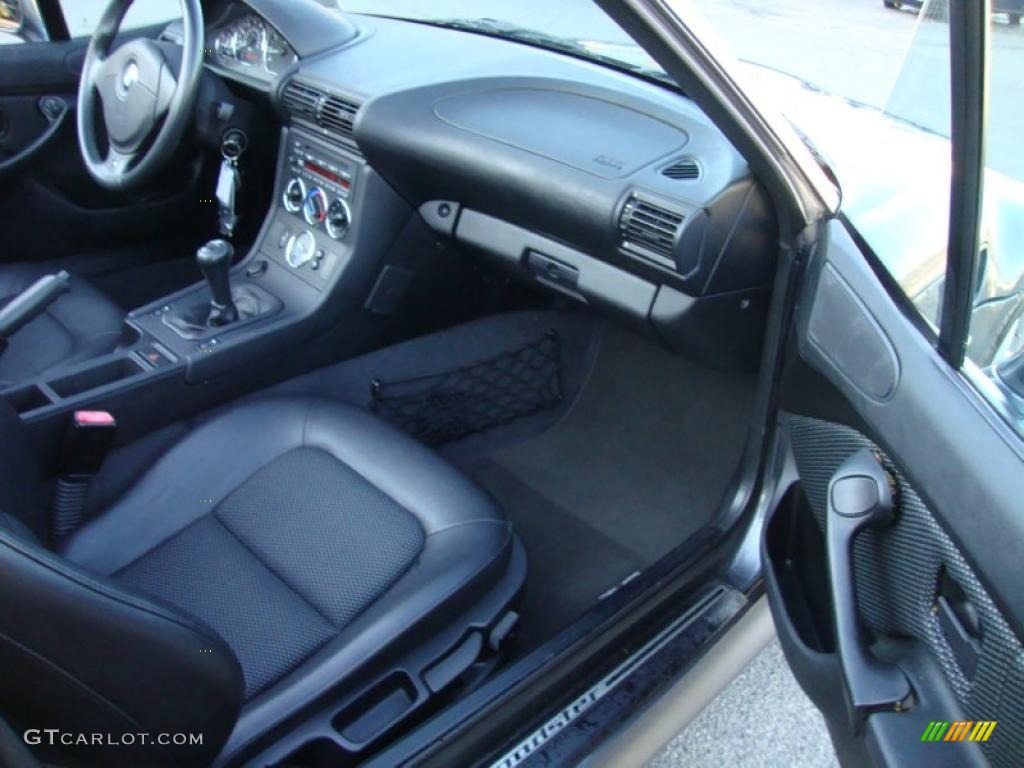 Black Interior 2000 Bmw Z3 2 3 Roadster Photo 42338392 Gtcarlot Com