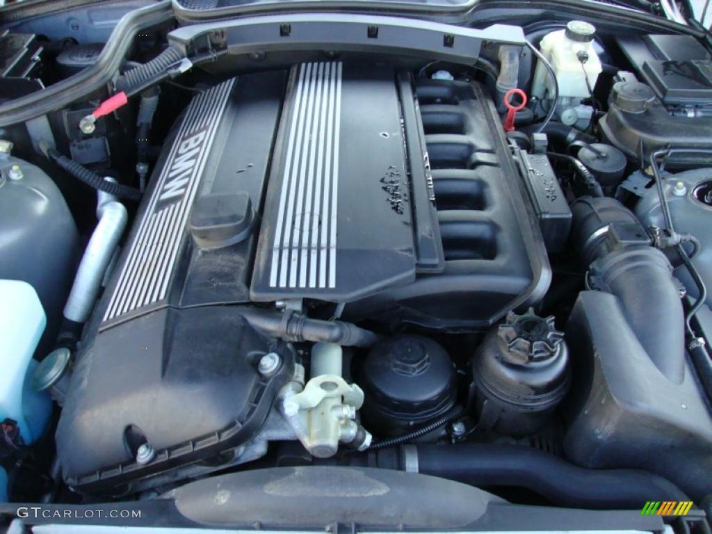 2000 Bmw Z3 2 3 Roadster 2 5 Liter Dohc 24 Valve Inline 6 Cylinder Engine Photo 42338503