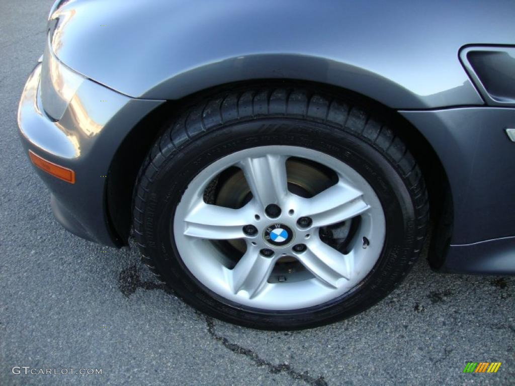 2000 Bmw Z3 2 3 Roadster Wheel Photo 42338580 Gtcarlot Com