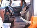 Black Interior Photo for 2011 Jeep Wrangler #42338812
