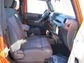 Black Interior Photo for 2011 Jeep Wrangler #42338844