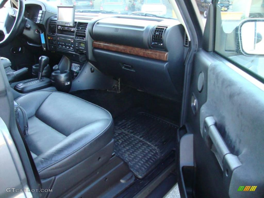 2003 Land Rover Discovery Se Interior Photo 42339060