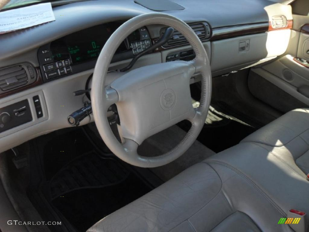 1997 cadillac deville sedan interior photo 42343985