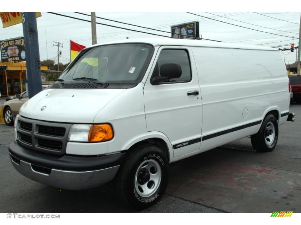 2003 bright white dodge ram van 1500 cargo 42327068 photo 15 car color galleries. Black Bedroom Furniture Sets. Home Design Ideas