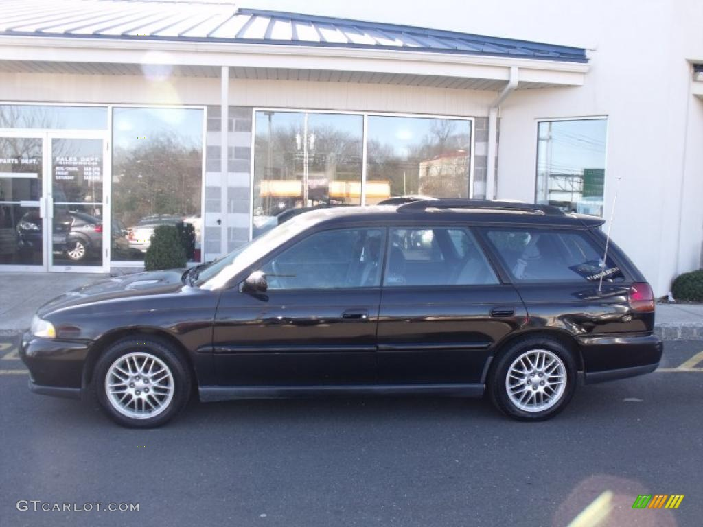 black granite 1999 subaru legacy gt wagon exterior photo. Black Bedroom Furniture Sets. Home Design Ideas