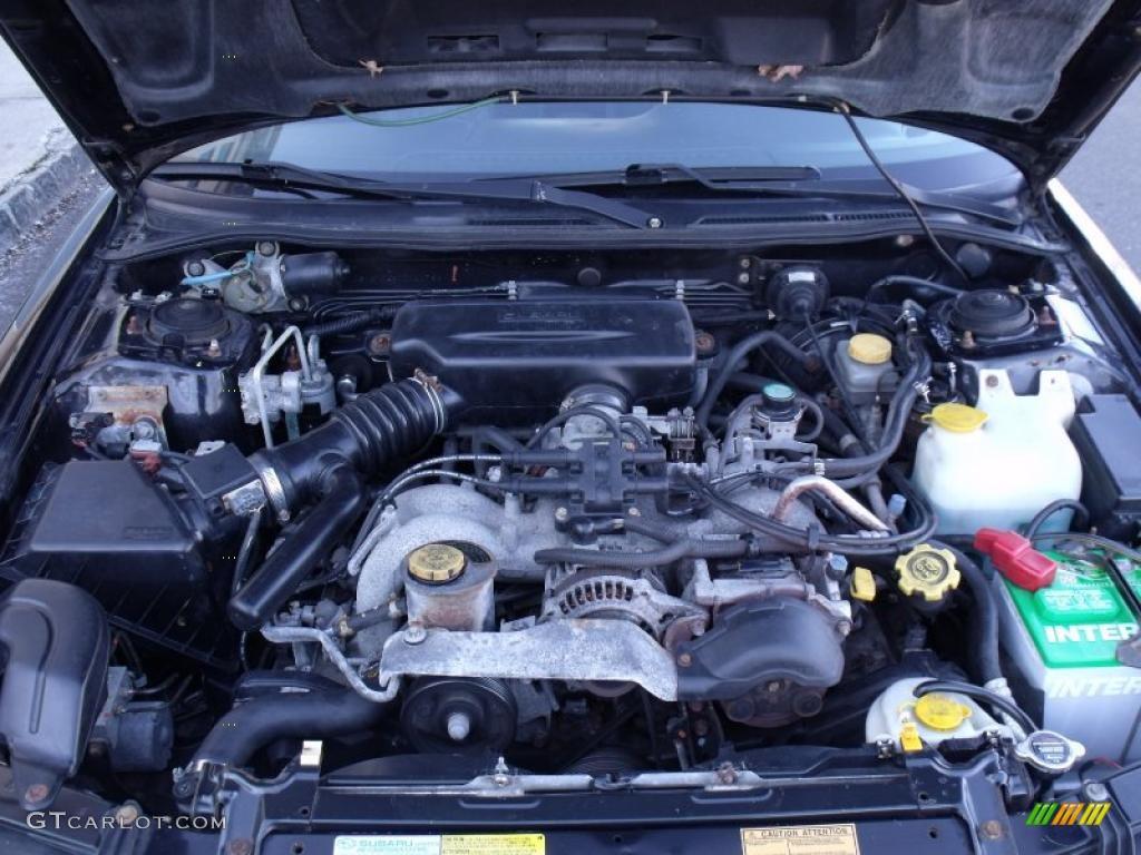 1999 Subaru Legacy Gt Wagon Engine Photos