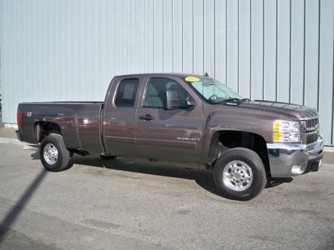 2008 chevrolet silverado 2500hd z71 extended cab 4x4 data info and specs. Black Bedroom Furniture Sets. Home Design Ideas