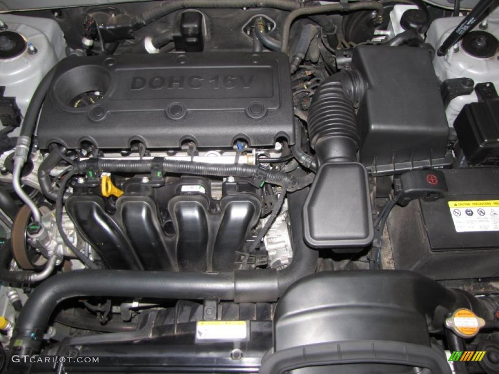2010 hyundai sonata engine