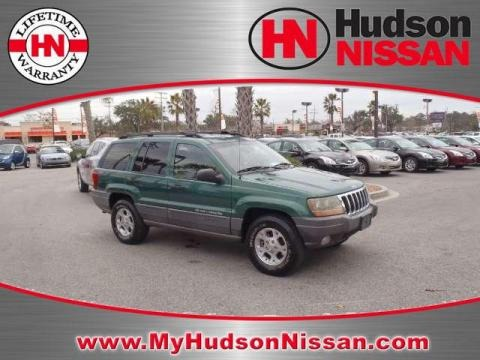 1999 Jeep Grand Cherokee Laredo 4x4 Data, Info and Specs