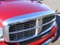 2007 Inferno Red Crystal Pearl Dodge Ram 3500 Laramie Quad Cab 4x4  photo #15