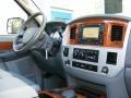 2007 Inferno Red Crystal Pearl Dodge Ram 3500 Laramie Quad Cab 4x4  photo #33