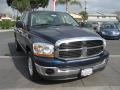 2006 Patriot Blue Pearl Dodge Ram 1500 SLT Quad Cab  photo #1