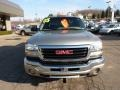 2003 Pewter Metallic GMC Sierra 2500HD SLE Extended Cab 4x4  photo #7
