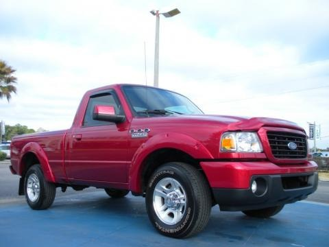 2008 ford ranger sport regular cab data info and specs. Black Bedroom Furniture Sets. Home Design Ideas