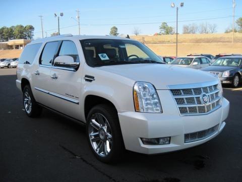 Cadillac Escalade Esv Platinum 2011. 2011 Cadillac Escalade ESV