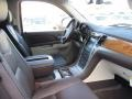 2011 Escalade ESV Platinum AWD Cocoa/Light Linen Tehama Leather Interior
