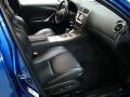 Black Interior Photo for 2008 Lexus IS #42391386