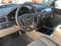Dark Cashmere/Light Cashmere Prime Interior Photo for 2011 Chevrolet Silverado 1500 #42398995