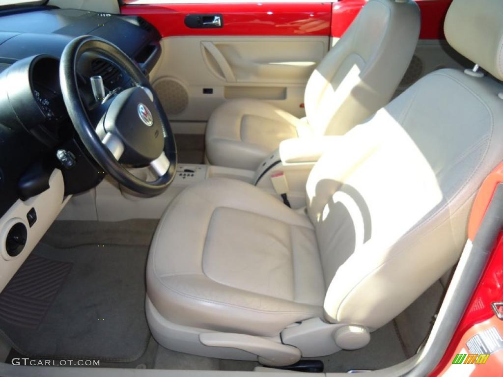 2004 volkswagen new beetle gls convertible interior photo. Black Bedroom Furniture Sets. Home Design Ideas