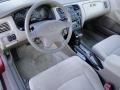 Ivory Prime Interior Photo for 2002 Honda Accord #42404375