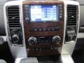 2011 Deep Cherry Red Crystal Pearl Dodge Ram 1500 Laramie Quad Cab 4x4  photo #6