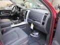 2011 Deep Cherry Red Crystal Pearl Dodge Ram 1500 Laramie Quad Cab 4x4  photo #18