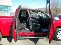Ebony Interior Photo for 2011 Chevrolet Silverado 1500 #42417000